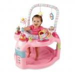 Bright Starts - Pretty In Pink Entertain and Grow Saucer