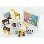 Klein - Puzzle 8 animale