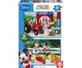 Educa - Puzzle Mickey Mouse 2 x 20