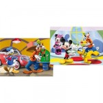 Educa - Puzzle Mickey Mouse Club House 2x20