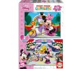 Educa - Puzzle Minnie Mouse 2x48