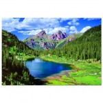 Educa - Puzzle Needle Mountains, Colorado 5000 piese