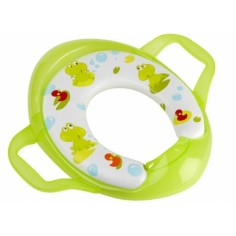Baby Moov - Reductor WC cu manere Potty seat frog