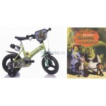 Dino Bikes - BICICLETA  122 BL - SHREK THE THIRD