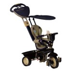 Smart Trike - Tricicleta Dream 4 in 1 Gold - Touch Steering
