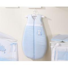 MAMO-TATO - Sac de dormit Cute Bird Blue 84 cm