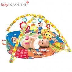 babyINFANTINI - Salteluta de activitati multifunctionala Little Friends