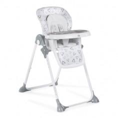 Innovaciones MS - Scaun de masa TASTY White-Grey