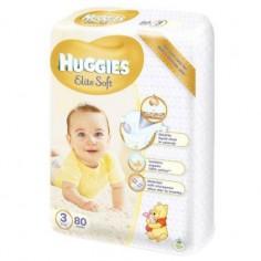 Scutece Huggies Ultra Confort Mega Pack 4+ Boy 10-16 Kg 60 buc