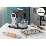 KidKraft - Set Mixer Espresso Baking