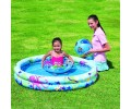 Bestway - Set Piscina 3 piese Splash And Play