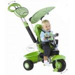 Smart Trike - 3 in 1 Smart Trike Deluxe Green