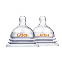 Munchkin LATCH - Tetina anticolici 0+ 2buc