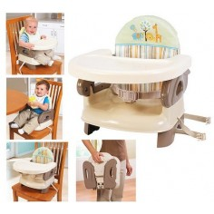 Summer Infant - Booster Pliabil Deluxe Green