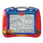 Tomy - Tabla Magnetica de Desenat Chuggington