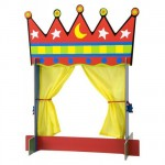 Alex Toys - Teatru de Papusi Crown