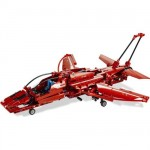 Lego - Technic - Avion cu Reactie 2 in 1