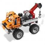 Lego - Technic - Camion Remorcare 2 in 1