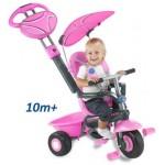 Smart Trike - 3 in 1 Smart Trike Deluxe Pink