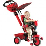 Smart Trike - Tricicleta Smart Trike 3 in 1 Zoo Lady Bug