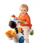 Vtech - Zebra interactiva 3 in 1