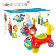 babyINFANTINI - Antepremergator Car 2 in 1