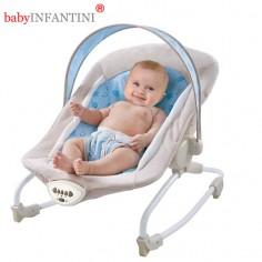 babyINFANTINI - Balansoar 2 In 1 Sky Blue