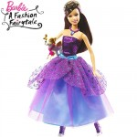 Barbie-Barbie A Fashion Fairytale - Marie-Alecia