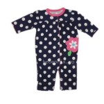 Carters - Costumas bebe Flowers