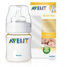 Philips Avent - PHILIPS AVENT - Biberon 125 ml 0% BPA