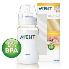 Philips Avent - Biberon 330 ml 0% BPA