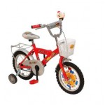 DHS - Bicicleta copii DHS 1401