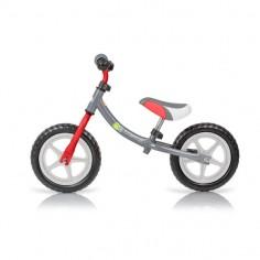 Kinderkraft - Bicicleta fara pedale 2Way Red