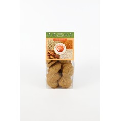 Biscuiti cu naut si lamaie – 150 g