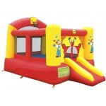 Happy Hop -  Saptiu de joaca Clown Hoop Bouncer