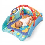 Bright Starts - Salteluta de joaca 4 in 1 Baby s Play Place
