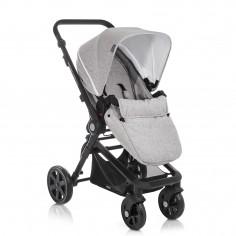 Kinderkraft - Carucior 3 in 1 Kraft 6 Grey