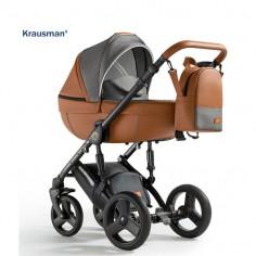 Krausman - Carucior 3 in 1 Nexxo Caramel