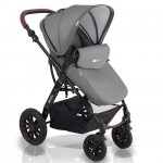 Kinderkraft - Carucior 3 in 1 MOOV Grey