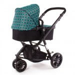 Kinderkraft - Carucior 2 in 1 Trend Blue