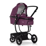 easyGO - Carucior 3 in 1 SOUL Purple