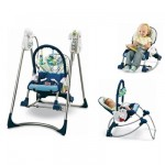 Fisher-Price - Leagan Fisher-Price Smart Stages Rocker