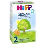 Hipp 2 Lapte praf Organic