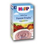 Hipp Cereale cu Fructe de padure, din a 6-a luna, 250 gr