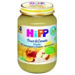 Hipp Cereale cu fruct, de la 4 luni, 190 gr