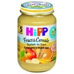 Hipp Cereale Gustare cu fruct, din a 6-a luna, 190 gr