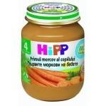 Hipp Morcovi, de la 4 luni, 125 gr