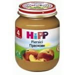 Hipp Piure Piersici, de la 4 luni, 125 gr