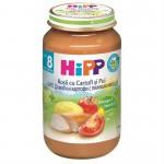 Hipp Pui cu rosii si cartofi, din luna a 8-a, 220 gr