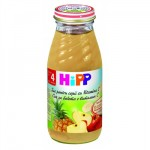 Hipp Suc pentru copii cu vitamina C, 200 ml